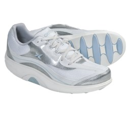 Aetrex Bodyworks Sport Shoes (For Women) in Silver/Ice