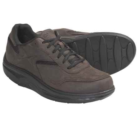 Aetrex Bodyworks Sport Shoes - Nubuck (For Men) in Brown - Closeouts