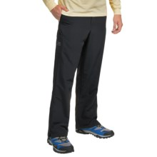 AFTCO Pullover Fishing Pants (For Men) in Black - Closeouts