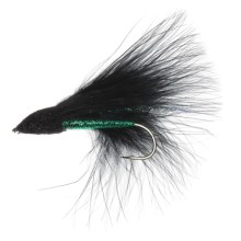 After Dinner Mint Streamer- Dozen in Green - Closeouts