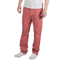 AG Jeans Cotton-Rich Khaki Pants (For Men) in Burnt Sienna - 2nds