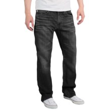 AG Jeans The Protege Jeans - Straight Leg (For Men) in 2 Years Black - 2nds