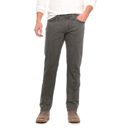 Agave Bull Creek Pants - Classic Fit (For Men) in Ag-Eiffel Tower - Closeouts