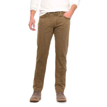 Agave Bull Creek Pants - Classic Fit (For Men) in Dijon - Closeouts