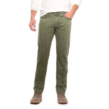Agave Bull Creek Pants - Classic Fit (For Men) in Major Brown - Closeouts