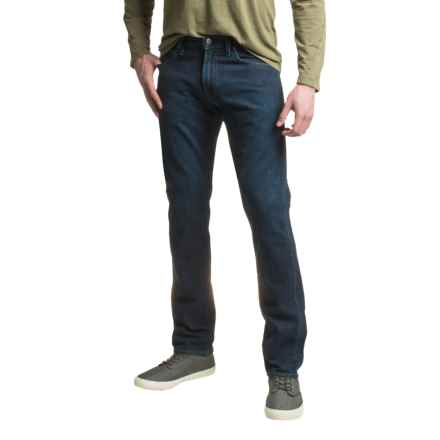 Agave Classic Fit Straight-Leg Jeans (For Men) in Mulholland Rinse - Closeouts