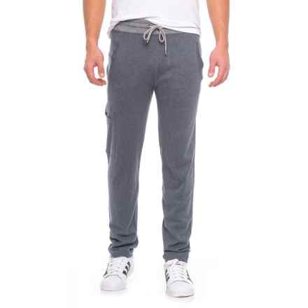 Agave Denim Agave O'Connell Supima® Cotton Drawstring Pants (For Men) in Ag-Ombre Blue - Closeouts