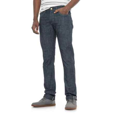 Agave Denim Alchemist Classic Selvage Jeans (For Men) in Cave Rock Indigo - Closeouts
