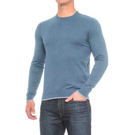 Agave Denim Dawson Sweater (For Men) in Copen Blue - Closeouts