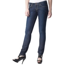 Agave Denim Delgada Skinny Jeans - Slim Fit (For Women) in Siskiyou Flex - Closeouts