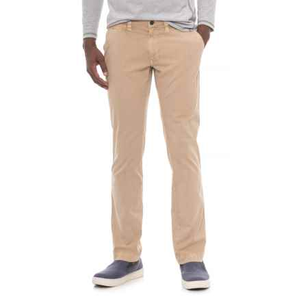 Agave Denim Denim No. 45 Nomad Big Dume Chino Pants (For Men) in Warm Sand - Closeouts