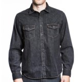 Agave Denim Granite Chief Shirt - Slub Denim, Long Sleeve (For Men)