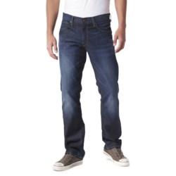 Agave Denim Gringo Agate Beach Jeans - Classic Fit (For Men) in Dark Indigo