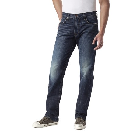 Agave Denim Gringo Humboldt Vintage Jeans - Classic Fit (For Men) in Dark Indigo