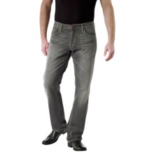 Agave Denim Gringo Redding Vintage Grey Jeans - Supima® Cotton, Classic Fit (For Men) in Redding Vintage Supima Grey - Closeouts