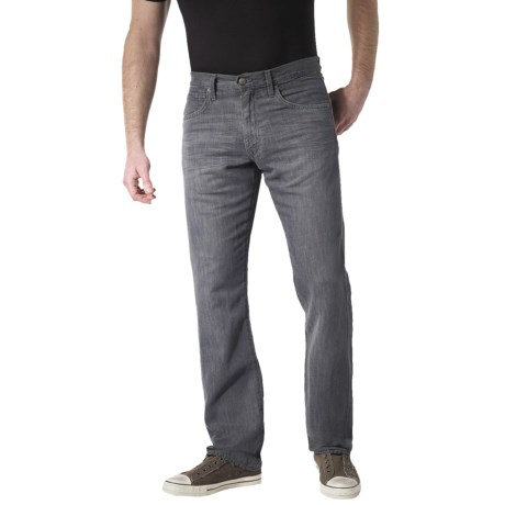 Agave Denim Gringo Rock N Sea Jeans - Classic Fit (For Men) in Gray