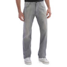 Agave Denim Gringo Santiago Jeans - Classic Fit (For Men) in Grey - Closeouts