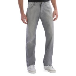 Agave Denim Gringo Santiago Jeans - Classic Fit (For Men) in Grey