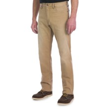 Agave Denim Gringo Santiago Jeans - Classic Fit, Straight Leg (For Men) in Khaki - Closeouts