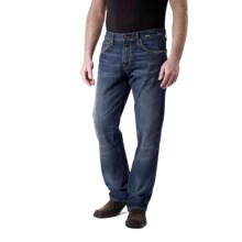 Agave Denim Gringo Sundowner Vintage Jeans - Classic Fit (For Men) in Med Indigo - Closeouts