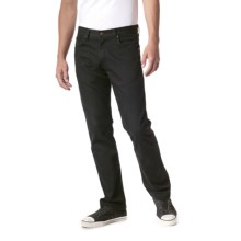 Agave Denim Gringo Triple Black Flex Jeans - Classic Fit (For Men) in Black - Closeouts