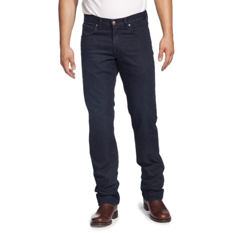 Agave Denim Gringo Triple Indigo Flex Jeans - Classic Fit (For Men) in Dark Indigo