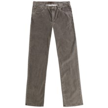 Agave Denim Gringo Tuscan Cord Flex Pants - Classic Fit (For Men) in Brown - Closeouts