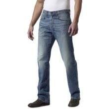 Agave Denim Gringo Zuma Vintage Jeans - Classic Fit (For Men) in Light Indigo - Closeouts