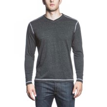 Agave Denim Home Run Shirt - Long Sleeve (For Men) in Heather - Closeouts