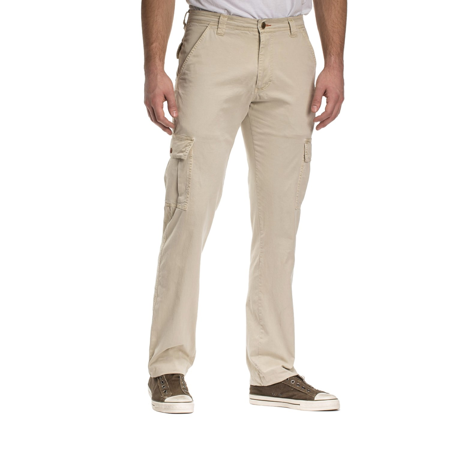Agave denim infantry naples flex cargo pants relaxed fit for Agave naples
