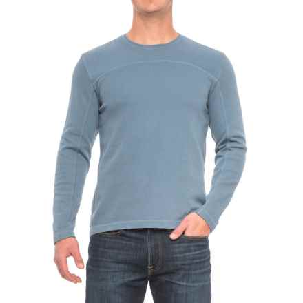 Agave Denim Keeler Shirt - Long Sleeve (For Men) in Ag-China Blue - Closeouts