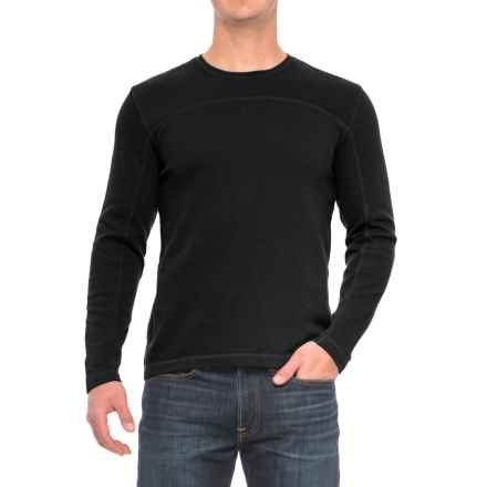 Agave Denim Keeler Shirt - Long Sleeve (For Men) in Black - Closeouts