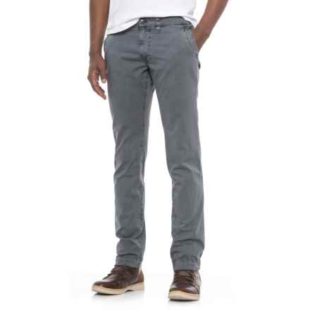 Agave Denim No. 45 Nomad Big Dume Chino Pants (For Men) in Ombre Blue - Closeouts