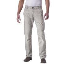 Agave Denim Patron Sun Baked Jeans - Classic Fit (For Men) in Sun Baked Gray - Closeouts
