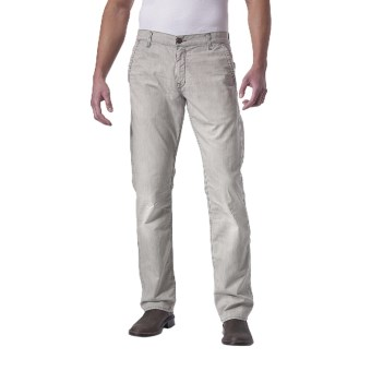 Agave Denim Patron Sun Baked Jeans - Classic Fit (For Men) in Sun Baked Gray