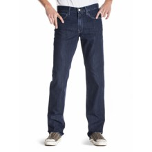 Agave Denim Pragmatist Bone Pile Flex Jeans - Classic Fit, Straight Leg (For Men) in Dark Indigo - Closeouts