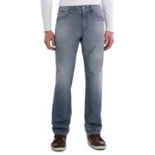 Agave Denim Pragmatist Chevron Jeans - Classic Fit (For Men) in Dark Indigo - Closeouts