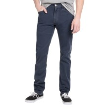 Agave Denim Pragmatist Driftwood Flex Jeans - Classic Fit, Straight Leg (For Men) in Vintage Blue - Closeouts