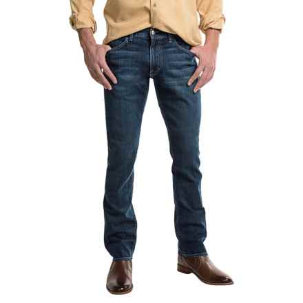 Agave Denim Pragmatist Jeans - Classic Fit, Straight Leg (For Men) in Enlighten Flex 15 - Closeouts