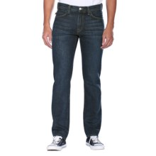 Agave Denim Pragmatist Jeans - Classic Fit, Straight Leg (For Men) in Sunset Crosshatch - Closeouts