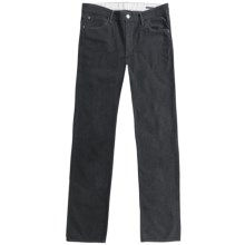 Agave Denim Pragmatist Wolf Jeans - Straight Fit (For Men) in Charcoal - Closeouts