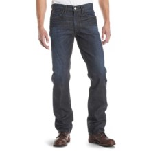 Agave Denim Pragmatist Yellowstone Vintage Jeans - Classic Fit (For Men) in Dark Indigo - Closeouts