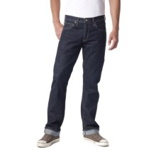 Agave Denim Purist Kuroki Jeans - Button Fly, Classic Fit (For Men) in Rinse 15.3 - Closeouts