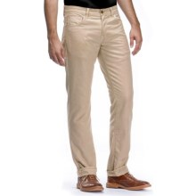 Agave Denim Purist Leadbetter Selvage Jeans - Classic Fit, Straight Leg (For Men) in Suede - Closeouts