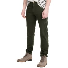 Agave Denim Rocker Glove Touch Jeans - Classic Fit, Tapered Leg (For Men) in Rosin Dark Olive - Closeouts