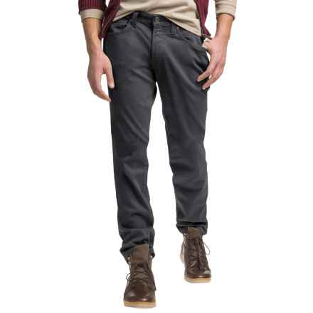 Agave Denim Rocker No. 11 Classic Cut Jeans - Taper Leg (For Men) in India Ink - Closeouts