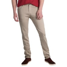 Agave Denim Rocker Salt Creek Stretch Classic Fit Jeans (For Men) in Khaki Oxford Tan - Closeouts