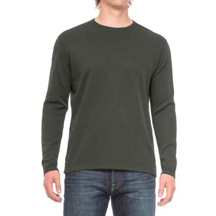 Agave Denim Silas Shirt - Long Sleeve (For Men) in Rosin - Closeouts