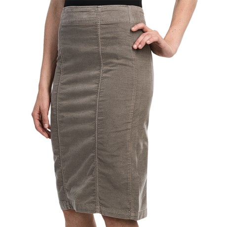 Agave Denim Sofia Mother Lode Skirt - High Rise (For Women) in Pewter