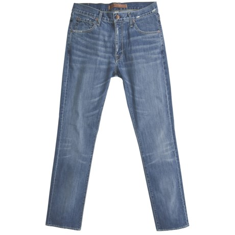 Agave Denim Spitfire Capistrano Vintage Jeans - Relaxed Fit (For Men) in Med Indigo